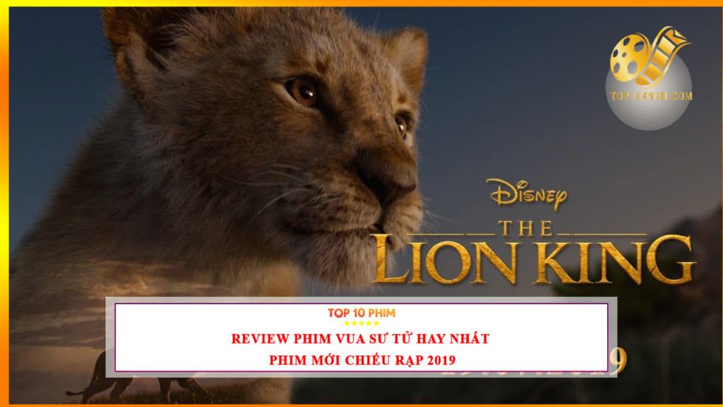 review phim vua sư tử